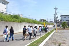 「関東地方環境美化運動の日」に環境美化活動を行いました