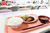 つくば国際大学キャンパス 学生食堂