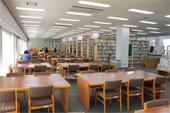 つくば国際大学キャンパス 図書館