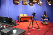 つくば国際大学キャンパス 映像制作スタジオ