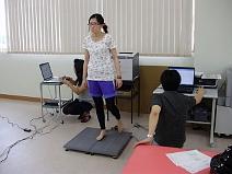 つくば国際大学 運動学実習