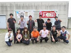6月5日[学生の活動]窓愛園運動会に福祉活動サークルの学生が参加しました。