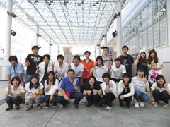 6月11日[学生の活動]土浦市ボランティア祭りに福祉活動サークルの学生が参加しました。