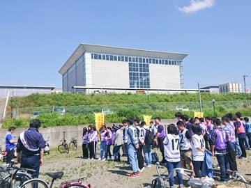 「関東地方環境美化運動の日」に環境美化活動を行いました(2019年度)