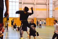 新入生歓迎バレーボール大会が行われました(2019年度 春)