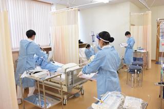 本学の学内における新型コロナウイルス感染症対策について