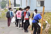 「関東地方環境美化運動の日」に環境美化活動を行いました(平成30年度)
