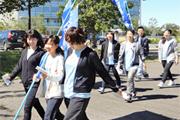 「リレー・フォー・ライフ・ジャパン2018茨城」に参加しました