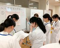 臨床検査学科で「臨地実習直前講習」が行われました