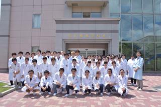 臨床検査学科:授業紹介「検査機器総論」(平成29年度)