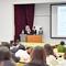 臨床検査学科で「臨地実習発表会」を行いました