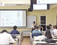 医療技術学科:「第1回医療技術学科卒業研究発表会」を行いました