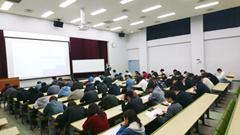 第2種ME試験の学内模擬試験がスタートしました(医療技術学科)
