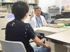 医療技術学科で学生面談を実施しました