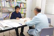 医療技術学科:後期の学生面談が始まりました