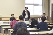 医療技術学科:中谷直史先生が「霞祭シンポジウム」に登壇しました