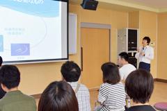 医療技術学科:オープンキャンパス2018体験授業紹介(第2回)