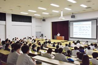医療技術学科:オープンキャンパス2018体験授業紹介(第3回)