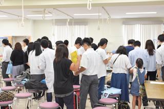 療技術学科:オープンキャンパス2018体験授業紹介(第5回)