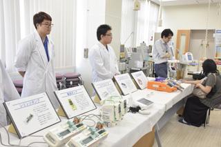 医療技術学科で「実習指導者会議」を開催しました