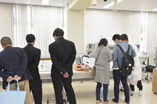 医療技術学科:オープンキャンパス2018体験授業紹介(第8回)