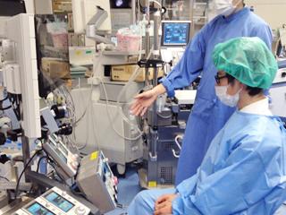 医療技術学科「医療保健学セミナー」で病院見学を行いました(2018年度)