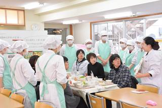 女性農業士と、ふれあい交流会(平成30年度)
