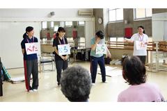 看護学科:授業紹介「公衆衛生看護学実習Ⅱ」(看護学科 保健師選択コース 4年生)