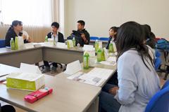 看護学科 「新入生歓迎会」(平成29年度)