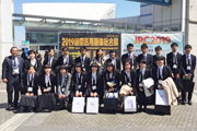 「第75回日本放射線技術学会総会学術大会」に医用画像サークルの学生が参加しました