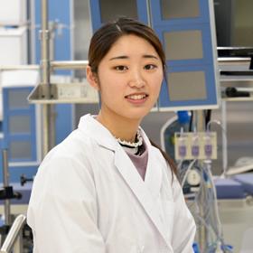 つくば国際大学 在学生からのメッセージ:医療技術学科